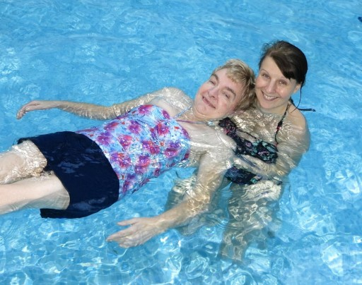 Swimming Instructor Volunteer